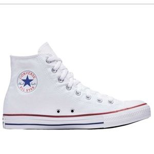 Converse Shoes - FINAL OFFER White High Top Converse